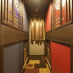 Отель Centurion Hotel Residential Cabin Tower Япония, Токио - отзывы, цены и фото номеров - забронировать отель Centurion Hotel Residential Cabin Tower онлайн интерьер отеля фото 2