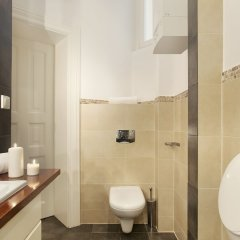 Апартаменты Elite Apartments Sopot Admiralski Сопот ванная