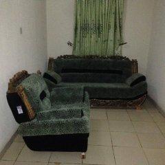 Отель Ekulu Green Guest House Нигерия, Энугу - отзывы, цены и фото номеров - забронировать отель Ekulu Green Guest House онлайн комната для гостей фото 4