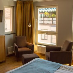 Отель Forenom Aparthotel Lund Швеция, Лунд - отзывы, цены и фото номеров - забронировать отель Forenom Aparthotel Lund онлайн комната для гостей фото 5