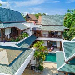 Отель Villas In Pattaya Green Residence Jomtien Beach Паттайя бассейн