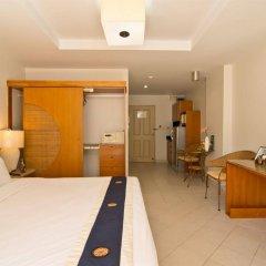 Отель Bella Villa Prima Hotel Таиланд, Паттайя - отзывы, цены и фото номеров - забронировать отель Bella Villa Prima Hotel онлайн комната для гостей фото 3