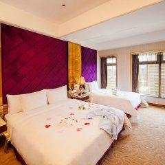 Отель Xiamen Tegoo Hotel Китай, Сямынь - отзывы, цены и фото номеров - забронировать отель Xiamen Tegoo Hotel онлайн комната для гостей фото 2