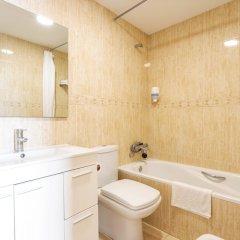 Отель Apartamentos Vega Sol Playa ванная фото 2