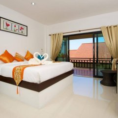 Отель Bans Diving Resort Таиланд, Остров Тау - отзывы, цены и фото номеров - забронировать отель Bans Diving Resort онлайн комната для гостей фото 4