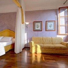 Апартаменты Magic Signoria Apartment Флоренция комната для гостей фото 2