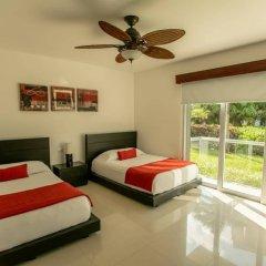Отель Mareazul Family Beach Condohotel Плая-дель-Кармен комната для гостей фото 3