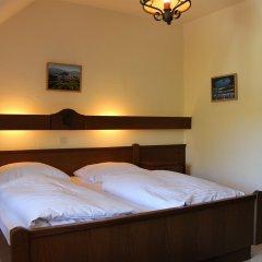 Отель Schoene Aussicht Зальцбург комната для гостей фото 3