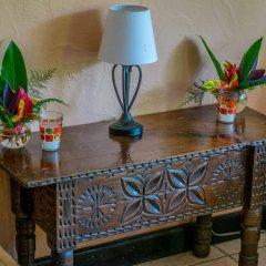 Hotel Jaguar Inn Tikal удобства в номере