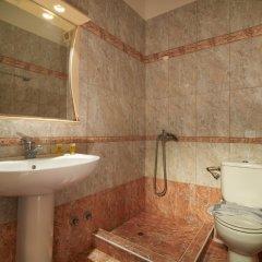 Toroni Blue Sea Hotel ванная фото 2