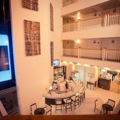 Vista Eilat Hotel интерьер отеля