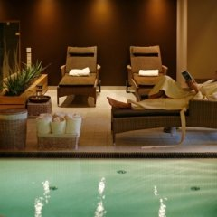 Отель Garden Luxury Residence Латвия, Рига - отзывы, цены и фото номеров - забронировать отель Garden Luxury Residence онлайн бассейн