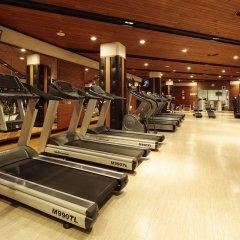 Отель Sheraton Grande Walkerhill фитнесс-зал