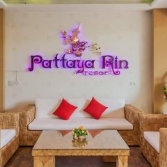 Отель Pattaya Rin Resort Таиланд, Паттайя - отзывы, цены и фото номеров - забронировать отель Pattaya Rin Resort онлайн комната для гостей фото 3