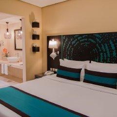 Signature Hotel Al Barsha сейф в номере