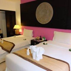 Отель Nai Yang Beach Resort & Spa спа