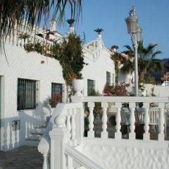 Отель Casablanca Apartamentos Морро Жабле балкон