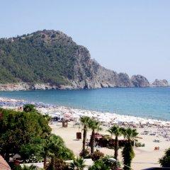 Aroma Hotel Аланья пляж