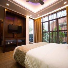 Отель Osmium Мале комната для гостей фото 2