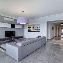 Отель Pure Luxury Apartment With Pool Мальта, Слима - отзывы, цены и фото номеров - забронировать отель Pure Luxury Apartment With Pool онлайн комната для гостей фото 4