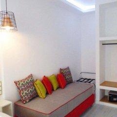 Апартаменты White Bottle Superior Apartments сейф в номере