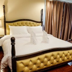 Siri Heritage Bangkok Hotel комната для гостей фото 5
