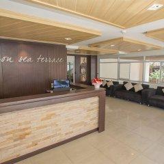 Отель R-Con Sea Terrace Паттайя интерьер отеля фото 3