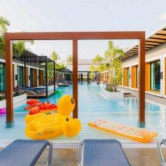 Отель Asura resort детские мероприятия