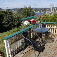Отель Solferie Holiday Home Vardåsveien Кристиансанд балкон
