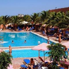 Отель Rethymno Village бассейн