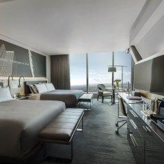 Отель InterContinental Los Angeles Downtown США, Лос-Анджелес - отзывы, цены и фото номеров - забронировать отель InterContinental Los Angeles Downtown онлайн комната для гостей фото 5