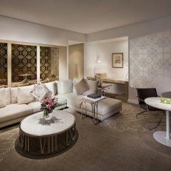 Jumeirah at Etihad Towers Hotel комната для гостей фото 4