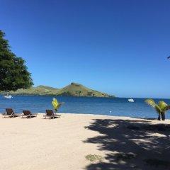 Отель Volivoli Beach Resort пляж