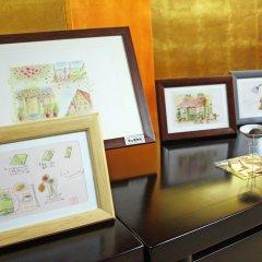 Отель Iyashi no Sato Rakushinkan Кикуйо удобства в номере