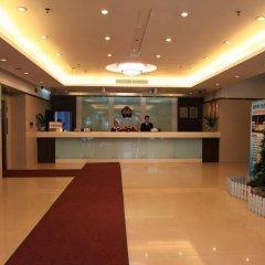 Отель Hedong Citycenter Hotel Китай, Шэньчжэнь - отзывы, цены и фото номеров - забронировать отель Hedong Citycenter Hotel онлайн интерьер отеля