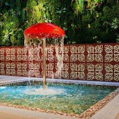 Отель Lucky Bansko Aparthotel SPA & Relax бассейн фото 3