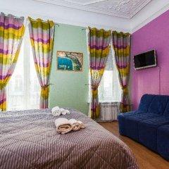 Апартаменты Italian Rooms and Apartments Pio on Mokhovaya 39 Стандартный номер с двуспальной кроватью фото 22