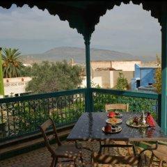 Отель Le Jardin Des Biehn Марокко, Фес - отзывы, цены и фото номеров - забронировать отель Le Jardin Des Biehn онлайн балкон