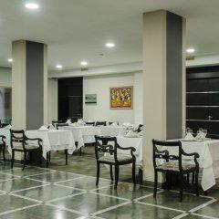 San Nicolas Plaza Hotel Сан-Николас-де-лос-Арройос питание