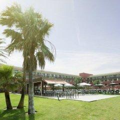 Отель Ilunion Calas De Conil Кониль-де-ла-Фронтера приотельная территория