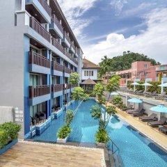 Отель Buri Tara Resort фото 6