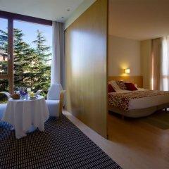 Отель Jaizkibel Испания, Фуэнтеррабиа - отзывы, цены и фото номеров - забронировать отель Jaizkibel онлайн комната для гостей фото 3