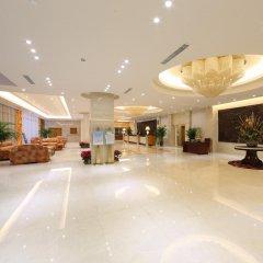 Отель Aurum International Hotel Xi'an Китай, Сиань - отзывы, цены и фото номеров - забронировать отель Aurum International Hotel Xi'an онлайн интерьер отеля