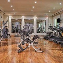 Отель Hyatt Regency Belgrade фитнесс-зал