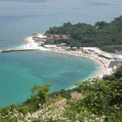 Отель I Ciliegi Италия, Озимо - отзывы, цены и фото номеров - забронировать отель I Ciliegi онлайн пляж фото 2