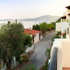 Отель Corfu Village Сивота балкон