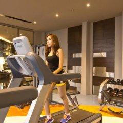 Отель Le Coral Hideaway Beyond Phuket фитнесс-зал фото 2