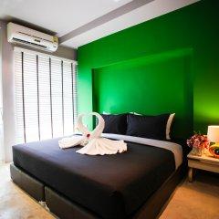 Patong Gallery Hotel комната для гостей