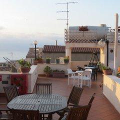 Отель La Giara Чефалу балкон