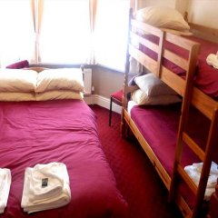 Delamere Hotel комната для гостей